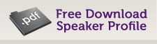 Free Download: Speaker Profile